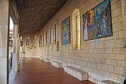 Photo of Nazaret, Iglesia Anunciacion Nazaret, Israel - Portico Entrada