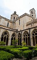 Aiguamurcia, Monasterio de Santes Creus, España