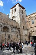 Iglesia Santo Sepulcro Jerusalen, Jerusalen, Israel
