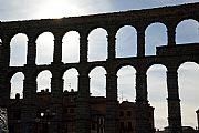 Acueducto de Segovia, Segovia, España