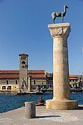 Puerto Viejo De Rodas, Isla de Rodas, Grecia