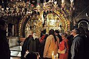 Basilica Santo Sepulcro Jerusalen, Jerusalen, Israel