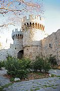 Photo of Rhodes, Casco Antiguo Rodas, Greece - Palacio Gran Maestre