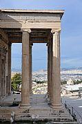Acropolis de Atenas, Atenas, Grecia
