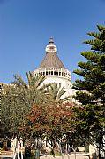 Iglesia Anunciacion Nazaret, Nazaret, Israel