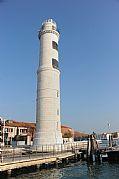 Faro de Murano, Murano, Italia