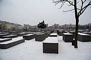Memorial del Holocausto, Berlin, Alemania
