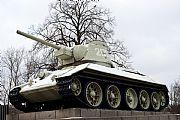 Foto de Berlin, Tiergarten, Alemania - Monumento Soldado Sovietico