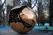 Esfera-La ONU, Nueva York, Estados Unidos