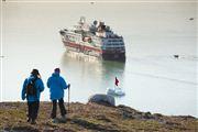 Frente Glaciar, Equip Sermia, Groenlandia