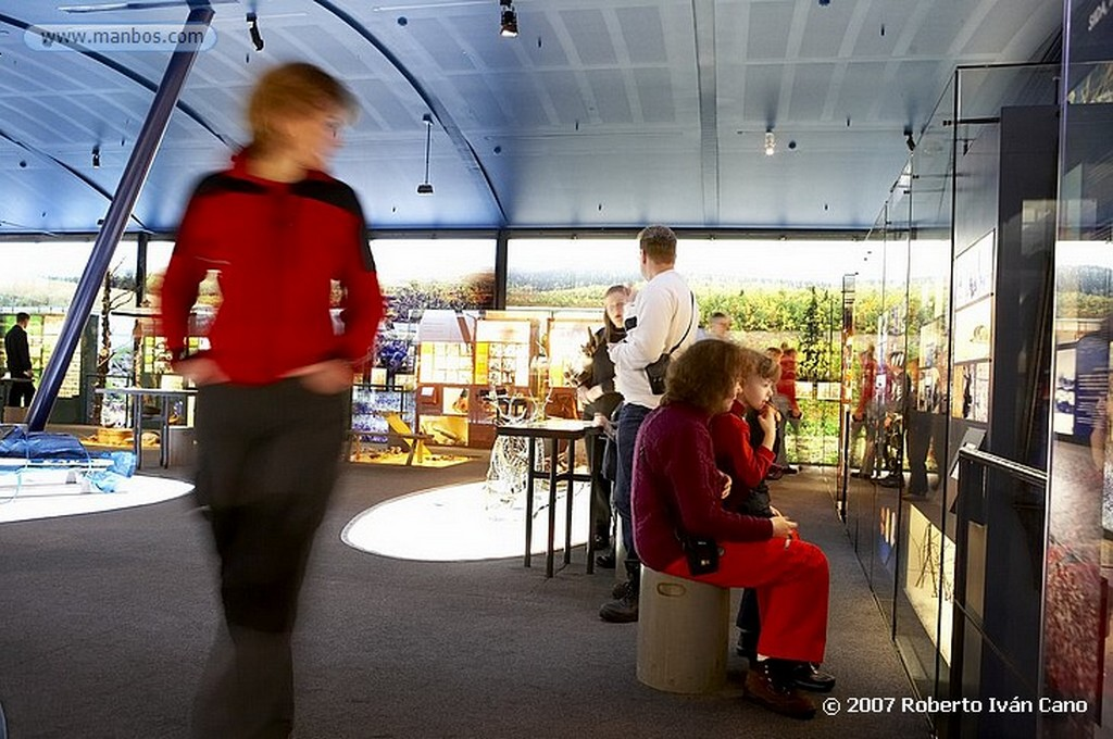 Siida Museo Sami de Siida Laponia