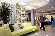 Foto de Helsinki, Tienda Marimekko, Finlandia - Tienda Marimekko en avenida Pohjoisesplanadi
