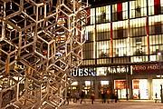 Foto de Helsinki, Finlandia - Zona comercial de Helsinki