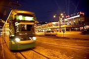 Tranvia, Helsinki, Finlandia