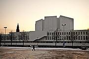 Foto de Helsinki, Finlandia Hall, Finlandia - Finlandia hall de Alvar Aalto