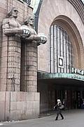 Estacion Central, Helsinki, Finlandia