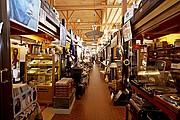Mercado de antiguedades, Helsinki, Finlandia