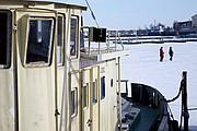 Muelle de Pohjoissatama, Helsinki, Finlandia