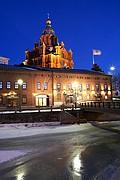 Catedral Uspenki, Helsinki, Finlandia
