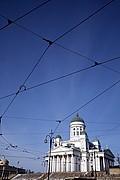 Catedral Luterana, Helsinki, Finlandia