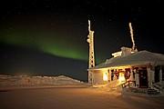Aurora boreal, Aurora boreal, Finlandia