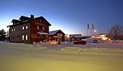 Puebo Inari, Laponia, Finlandia