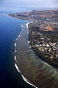 Lagoon, Reunion, Reunion