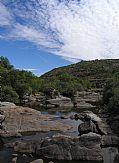 Camara Olympus 5060 WZ Vista del rio Miguel Angel Vicente MASUECO DE LA RIBERA Foto: 11906