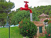 Menorca, Cala Galdana, España
