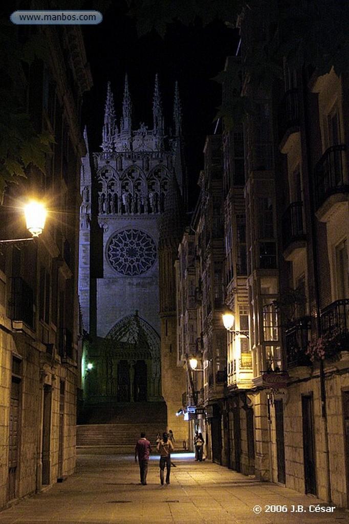 Burgos Paseo del Espolón Burgos