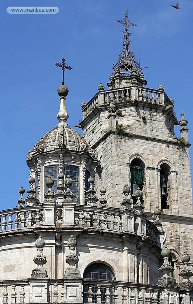 Lugo Balcon del Ayuntamiento Lugo
