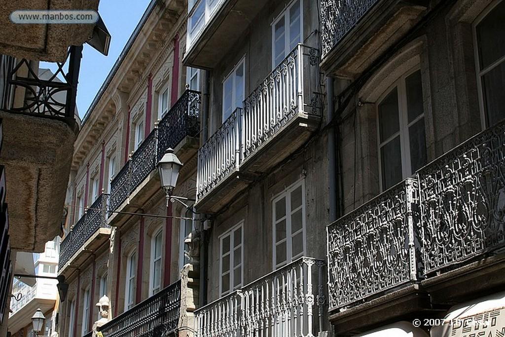 Lugo Puerta en la Rua Nova Lugo