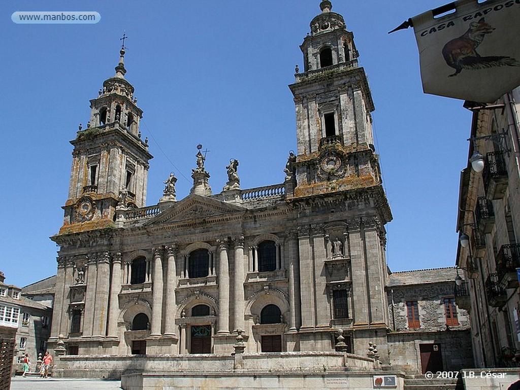 Lugo Calle de la Catedral Lugo