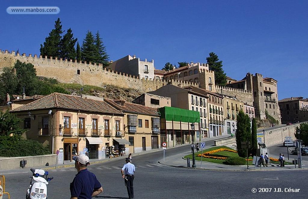 Segovia Acueducto Segovia