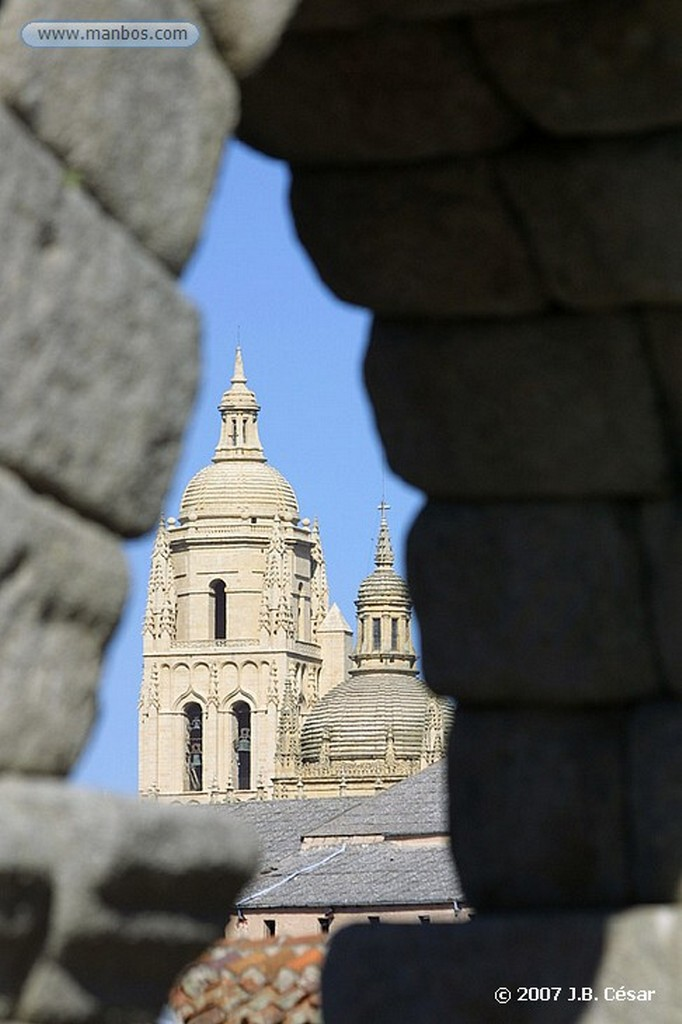 Segovia Plaza Mayor y Catedral Segovia