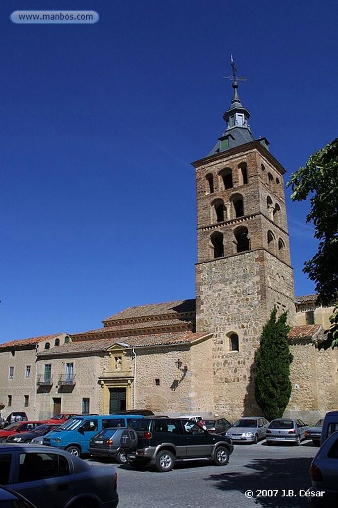 Segovia Calle Daoiz Segovia