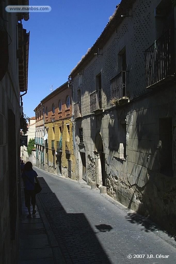 Segovia Monasterio de El Parral Segovia