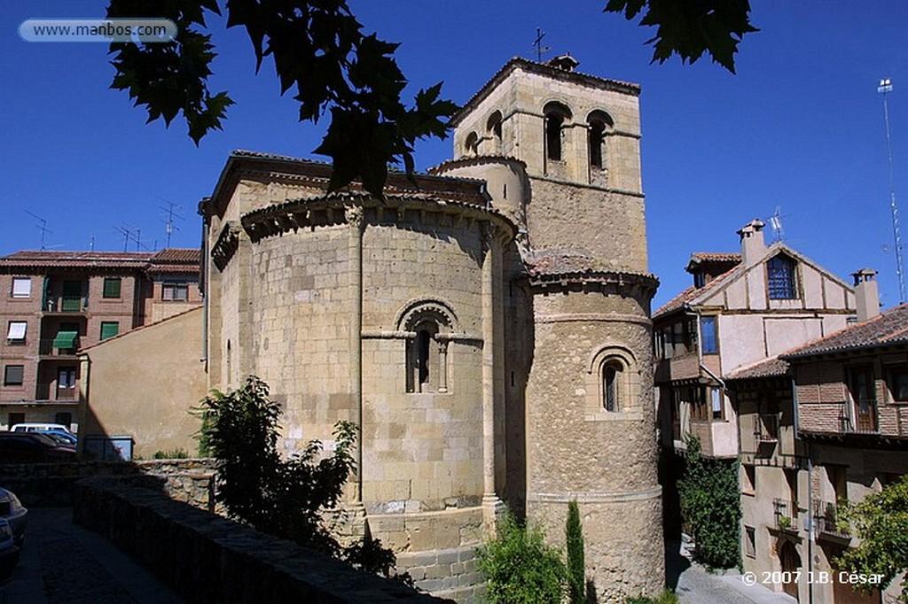Segovia Torreón de los Arias Dávila Segovia