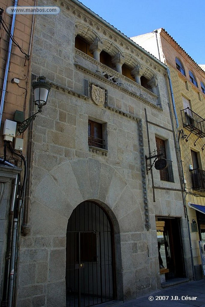 Segovia Plaza Medina del Campo Segovia