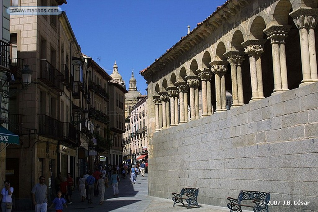 Segovia Biblioteca y archivo provincial Segovia