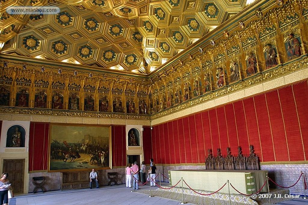 Segovia Alcázar Segovia