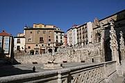 Plaza de Santa Maria, Burgos, España