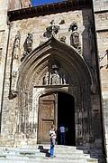 Iglesia de San Nicolas, Burgos, España