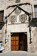 Casa del Cordon, Burgos, España