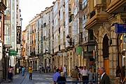 Calle de San Juan, Burgos, España