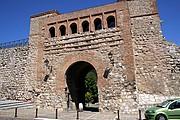 Puerta de San Esteban, Burgos, España