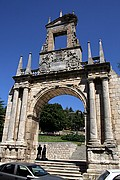 Arco de Fernan Gonzalez, Burgos, España