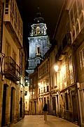 Foto de Lugo, Catedral de Lugo, España - Calle de la Catedral
