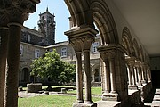 Camara Canon EOS 350D DIGITAL Claustro del Convento de San Francisco (Museo Provincial) Lugo LUGO Foto: 13867