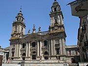 Camara Canon EOS 350D DIGITAL Catedral de Lugo Lugo LUGO Foto: 13864